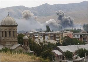 Gori, Under Siege