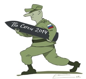 """Sochi, 2014"""