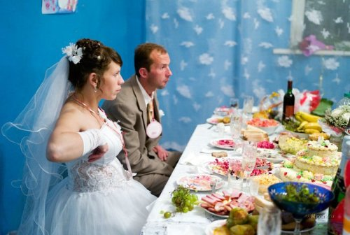 Myth #5 - Russians are somewhat barbaric, even ape-like, and eat food nobody else in the world would touch with a ten-foot pole; in reality, Russians are suave sophisticates who dine on gourmet repasts the world must envy