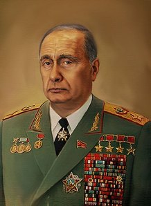 Putin is the new Brezhnev
