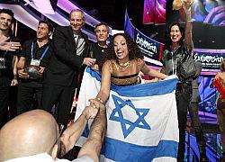 No politics at Eurovision?