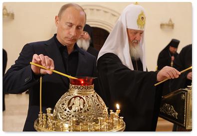 Tandem II:  Putin & Kirill