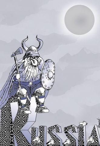 Viking Russia Land Of Barbarians La Russophobe - Russian vikings